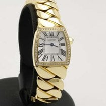 Cartier La Dona - 18k Gold Diamonds - Full Set WE601010