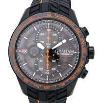 Graham Silverstone RS Endurance Chronograph Men's Watch –...