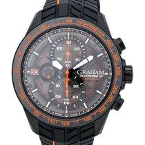 Graham Silverstone RS Endurance Chronograph Men's Watch –...