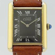 Cartier Must Quartz Silver Lady 6 119410