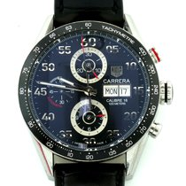 TAG Heuer Mens Tag Heuer Carrera Day/date Automatic Chronograp...