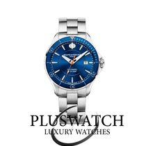 Baume & Mercier Clifton Club  10378 42 mm Blue Dial  T