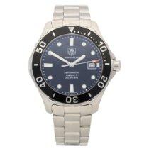 TAG Heuer Aquaracer WAN2110 - Black Dial - 2009