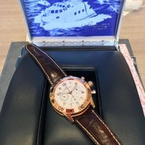 Breguet Type XX FLYBACK BOX & PAPERS ROSE GOLD