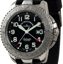 Zeno-Watch Basel Hercules 1 Automatic GMT Dualtime
