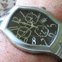 Bulova chronograph, Tonneau, in mint condition