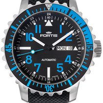 Fortis B-42 Marinemaster Blue Day/Date