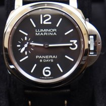 Panerai Luminor Marina 8 Days Acciaio Ref. PAM 510