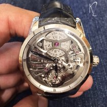 Ulysse Nardin Skeleton Tourbillon Manufacture White Gold