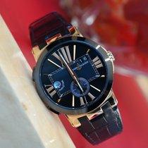 Ulysse Nardin Executive Dual Time 246-00-5/42 Watch