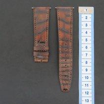 IWC Crocodile Leather Strap 21 mm