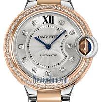 Cartier Ballon Bleu 33mm we902077