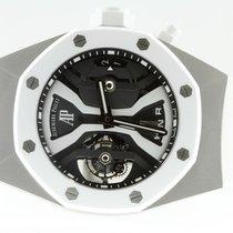 Audemars Piguet Royal Oak GMT Tourbillon Concept White...