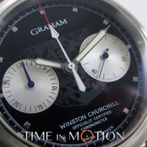 Graham Chronofighter Tribute to Winston Churchill Serie...