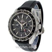 Omega Seamaster Aqua Terra Co Axial GMT Chronograph