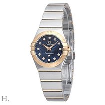 Omega Constellation Brushed Quartz Mini