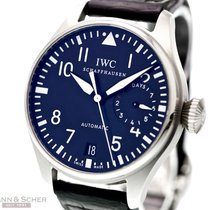 IWC Big Pilots Watch Ref-IW500401 Stainless Steel Box Bj-2007...