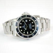 Rolex Sea-Dweller Stainless Steel Black Dial-16660