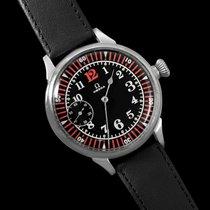 Omega 1937 Vintage Mens Antique Pocket Watch Conversion to...