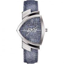Hamilton Men's H24411941 Ventura Jeans S&L Quartz Watch