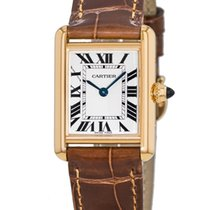 Cartier Tank Women's Watch W1529856