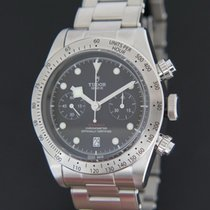 Tudor Heritage Black Bay Chrono NEW