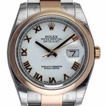 Rolex : Datejust 36mm :  116201 :  18k Everose Gold &...