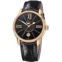 Ulysse Nardin 8296-122B-2/42 Classico Luna 40mm in Rose Gold...