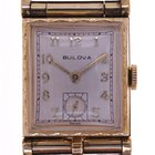 Bulova Mans Wristwatch Picture Watch also called Photo - Watch