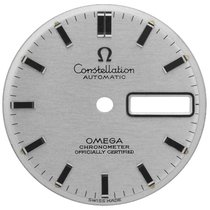 Omega Constellation Chronometer Officially Certified