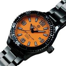Deep Blue Alpha Marine 500 45mm Auto Diver Watch 500m Wr...