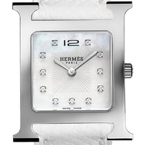 Hermès H Hour Quartz Medium MM 036810WW00