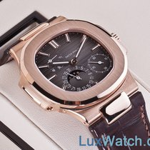 Patek Philippe Nautilus Moon Phase Power Reserve 5712R-001
