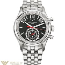 Patek Philippe Complications Flyback Chronograph 40.5mm Steel...
