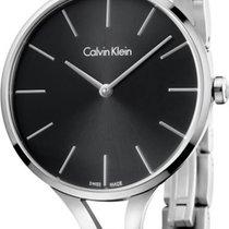ck Calvin Klein GRAPHIC K7E23141 Damenarmbanduhr Klassisch...