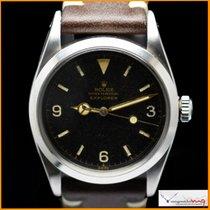 Rolex Explorer I Ref 6610 Gilt Dial ,Gold Git Hands Original Rare