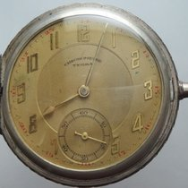 Chronometre Tega — Men's pocket watch — Early 20th century