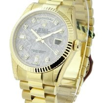 Rolex Unworn 118238 Mens President Day - Date - Yellow Gold -...