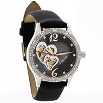 Stuhrling Harmony Ladies Automatic Stainless Steel Watch...