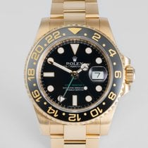 "Rolex GMT-Master II 18ct Yellow Gold ""Full Set"""