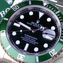 Rolex Submariner Ref 16610LV  ++Near NOS++B&P+Rehaut M Serie