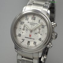 Blancpain Leman Flyback Chronograph Monaco Yacht Show Limited...