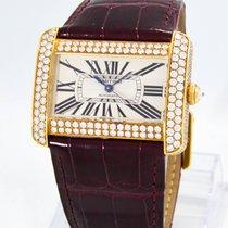 """Cartier """"2603 Divan"""" Watch - All Factory Installed..."""