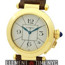 Cartier Pasha Collection Pasha 18k Yellow Gold 38mm