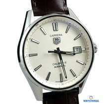 TAG Heuer Carrera Calibre 5 Automatik 39mm WAR211B.FC6181