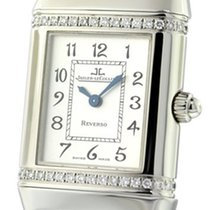 Jaeger-LeCoultre Reverso Collection 21mm Stainless Steel...