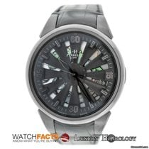 Perrelet New Men's Turbine Snake 44mm. DLC Steel