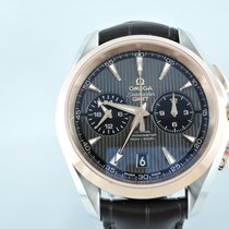 Omega Seamaster Aqua Terra Chronograph - GMT - 150m