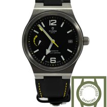 Tudor North flag leather 91210 100% NEW
