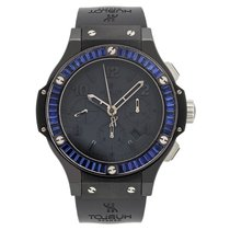 Hublot Big Bang All Black Carat Sapphires 44mm
